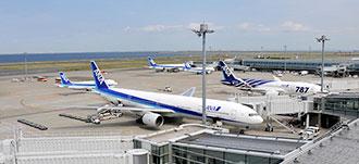駅・新幹線・空港