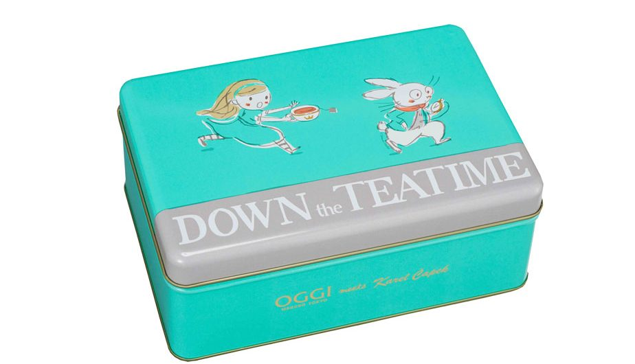 DOWN the TEA TIME(ダウンザティータイム)